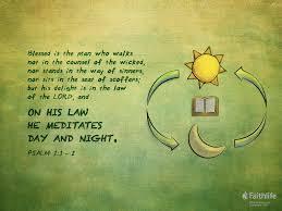 psalm 1
